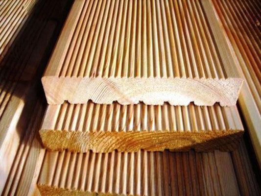 Террасная доска лиственница